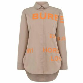 Burberry Logo Shirt