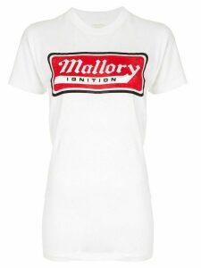 Fake Alpha Vintage Dead Stock print T-shirt - White