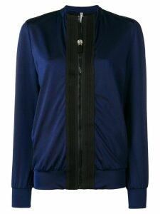 No Ka' Oi zipped sports jacket - Blue