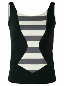Perfect Moment Tignes fitness tank top - Black