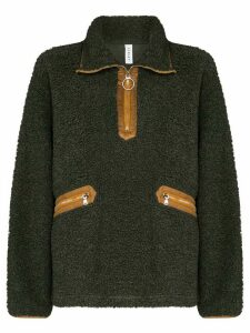 Varley Spencer pullover fleece - Green