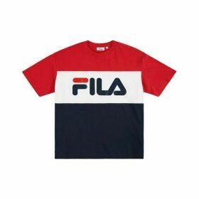 Cotton Tri-Colour T-Shirt