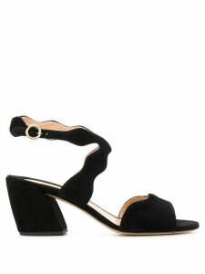 Chloé Lauren sandals - Black