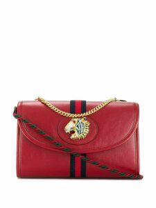 Gucci Rajah motif shoulder bag - Red