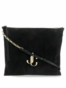 Jimmy Choo Varenne shoulder bag - Black