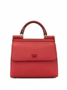 Dolce & Gabbana small Sicily tote - Red