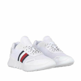 Tommy Hilfiger Sneakers - Tommy Sport Branded Runner White - white - Sneakers for ladies