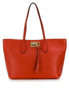 Salvatore Ferragamo large Studio tote bag - Red