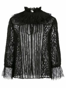 Alice+Olivia Pauletta blouse - Black