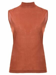 Rejina Pyo Rebecca top - Brown