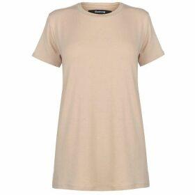 Firetrap Basic Plain T Shirt