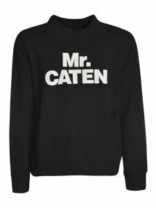 Dsquared2 Mr Caten Print Sweatshirt