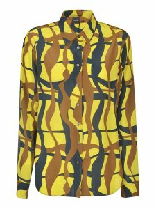Aspesi Pattern Printed Shirt