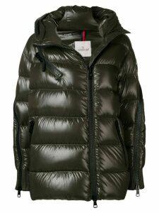 Moncler puffer jacket - Green