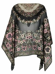 Etro Viscose And Silk Blouse