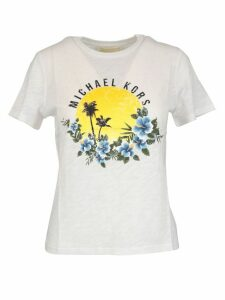 Michael Kors Sunset Graphic T-shirt
