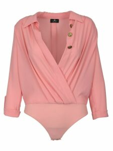 Elisabetta Franchi Celyn B. Body Shirt