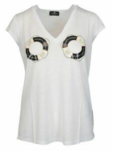 Elisabetta Franchi Celyn B. Lifebelt T-shirt
