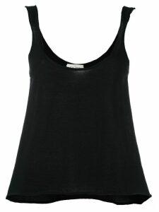 Le Kasha 'Hao' knit tank top - Black