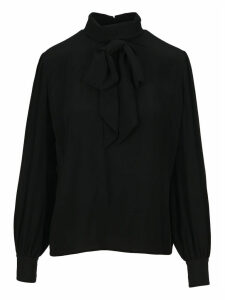 Celine Bow Blouse