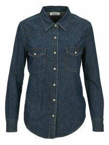 Celine Western Denim Shirt