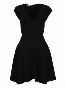 Stella Mccartney Deep V-neck Mini Dress
