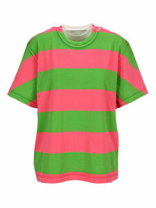 Stella Mccartney Striped T-shirt
