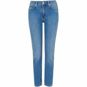 Whistles Light Wash Skinny Jean