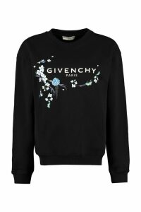 Givenchy Printed Crew-neck Sweatshirt