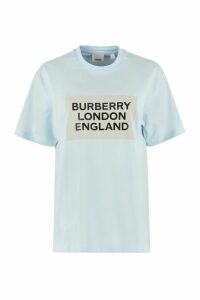 Burberry Oversize Cotton T-shirt