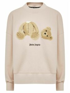 Palm Angels Over Bear Sweatshirt