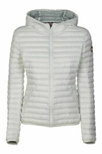 Colmar Classic Logo Patch Hooded Padded Jacket