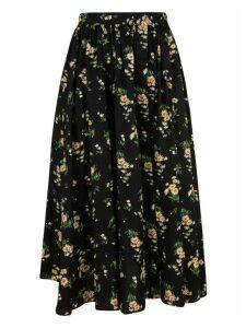 Vivetta Floral Print Skirt