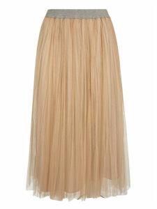 Fabiana Filippi Pleated Skirt