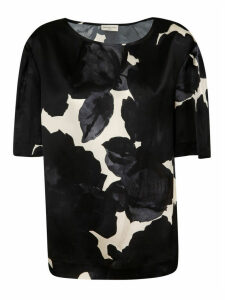 Dries Van Noten Floral Print All-over Top