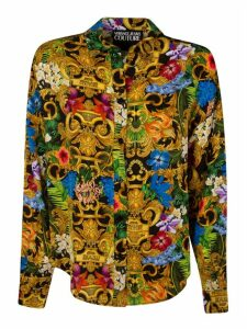 Versace Jeans Couture Printed All-over Shirt