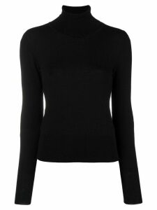 Mm6 Maison Margiela elbow patch jumper - Black