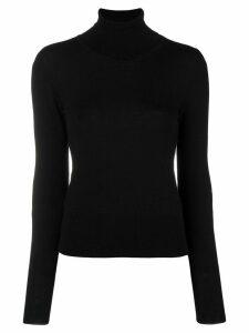 Mm6 Maison Margiela elbow patch jumper - Black