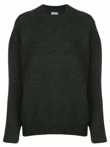 ANINE BING rosie knitted jumper - Grey