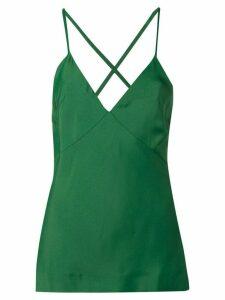 Haider Ackermann classic cami-top - Green