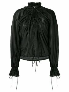 Dsquared2 ruched top - Black