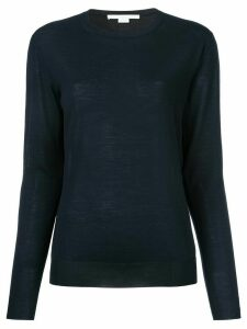 Stella McCartney crew neck jumper - Blue