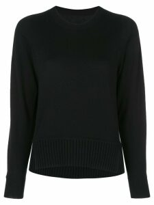 Proenza Schouler Merino crew neck Top - Black
