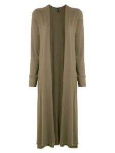 Lygia & Nanny Cigana long cardigan - Green