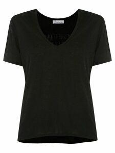 Nk printed t-shirt - Black