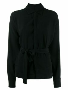 Dsquared2 belted shirt - Black