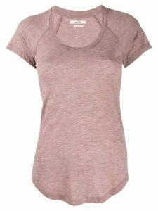 Isabel Marant Étoile dolman sleeve T-shirt - Red