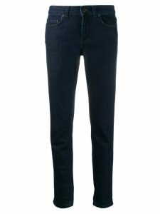 Dondup low rise slim fit jeans - Blue