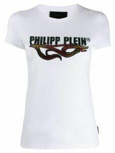 Philipp Plein SS Destroyed T-shirt - White