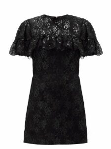 The Vampire's Wife - The Nearly Nuthin' Lady Kristina Liberty Dress - Womens - Black